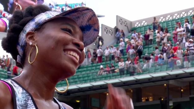 Video «Williams: «Nochmal 20 Jahre werden es nicht»» abspielen