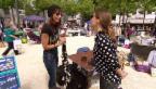 Video ««Flohmi-Duell» – Folge 3: Anita Buri vs. Lina Button» abspielen