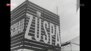 Video «Ende des Traditionsanlass Züspa » abspielen