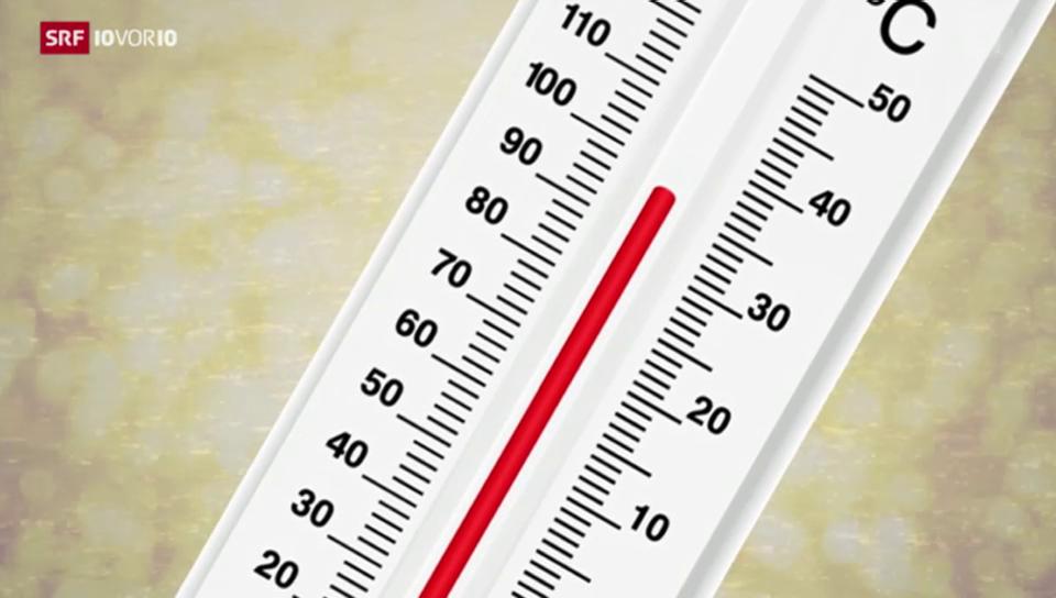 Was macht die Hitze mit uns?