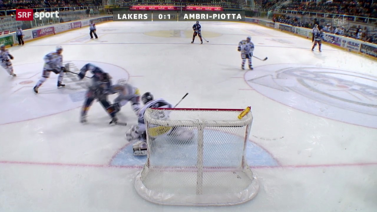 NLA: Lakers - Ambri