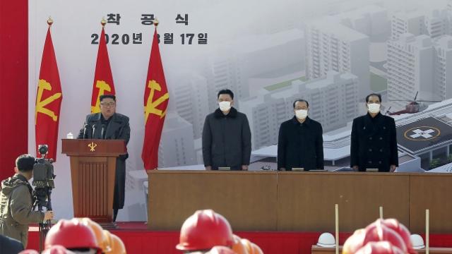 Corona Fälle Nordkorea