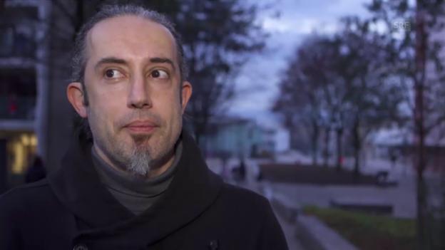 Video «Was gefällt Ihnen an der Schweiz, Talal Doukmak?» abspielen