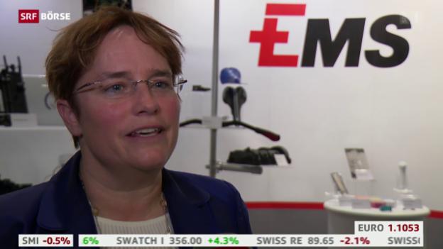 Video «SRF Börse vom 05.02.2016» abspielen