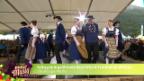 Video «Schwyzerörgelifrönde Rast-Wiss & Trachtelüüt Willisau» abspielen