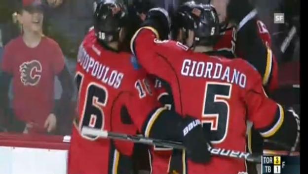 Video «Bärtschis 3. NHL-Treffer» abspielen