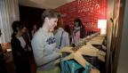 Video «Fashion Hotel: Mode statt Möbel auf den Zimmern» abspielen