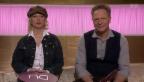 Video «Pärchenpalaver: Schauspielerin Alexandra Prusa und ihr Mann» abspielen