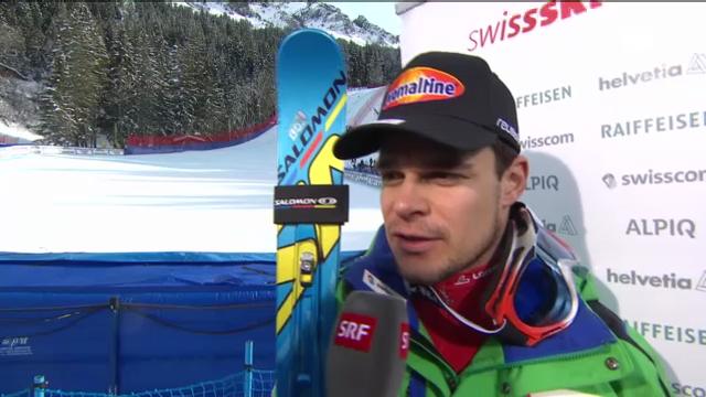 Interview mit Patrick Küng («sportlive»)