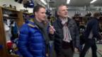 Video «Mit Dario Cologna in den HCD-Katakomben» abspielen