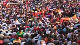 Video «Der Ramadan ist zuende» abspielen