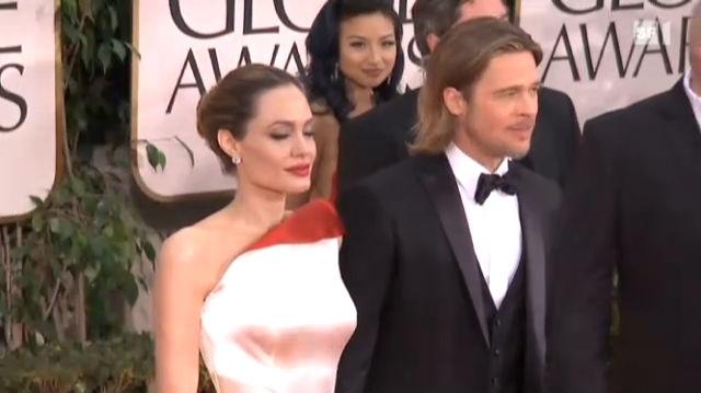 Mit den Stars bei den Golden Globes