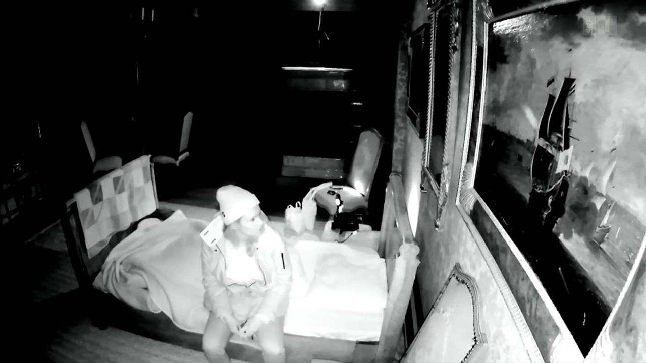 Angst-Experiment: Eine Nacht allein im Geisterschloss
