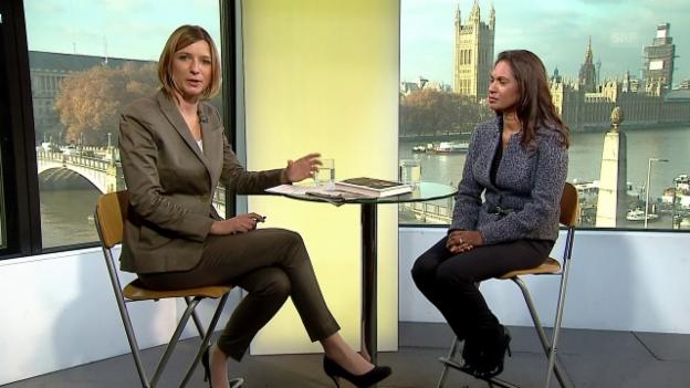 Video «Zweites Brexit-Referendum? - mit Gina Miller» abspielen