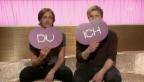 Video «Harmonische Musiker: Adrian Erni und Philipp Treyer von Yokko» abspielen