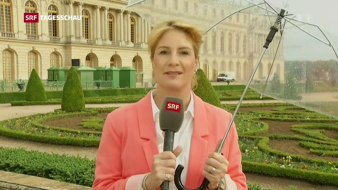 Alexandra Gubser zum Besuch Putins in Frankreich