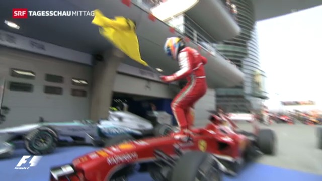 Alonso gewinnt in China