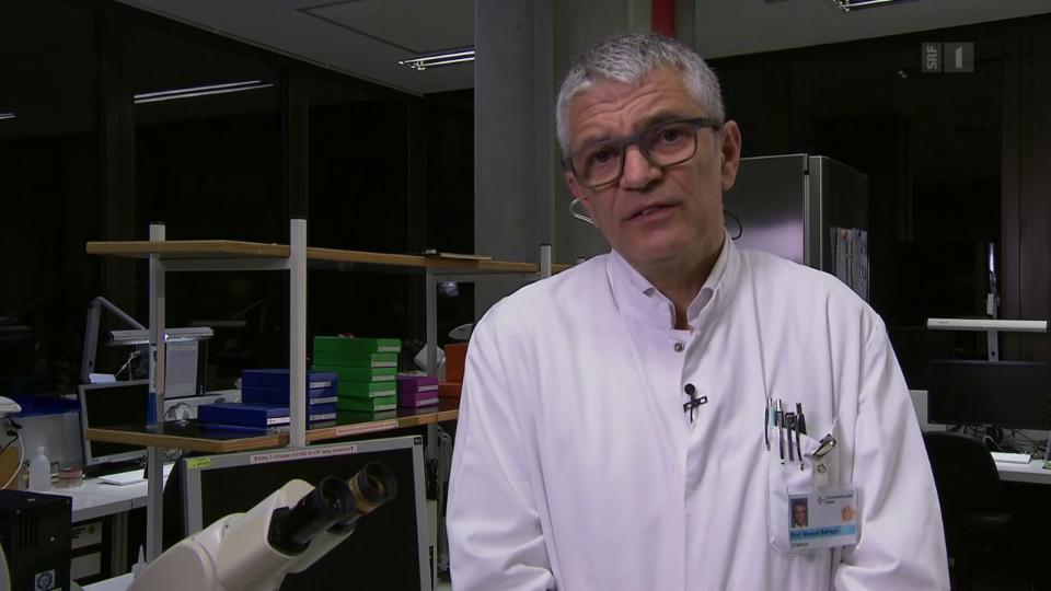 Infektiologe Manuel Battegay: «Das ist nicht einfach eine totalitäre Massnahme»
