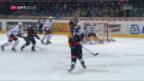 Video «Bern schlägt Lugano in der Overtime» abspielen