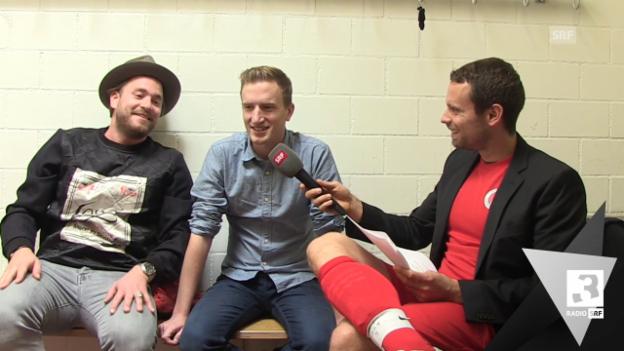 Video ««Besser als Büsser» mit Baschi» abspielen