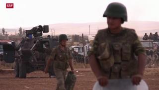 Video «Kampf gegen den IS-Terror» abspielen