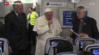 Video «Papst vs. Trump» abspielen