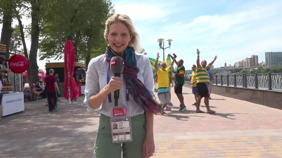 Video «Luzia in Rossija – Teil 7» abspielen