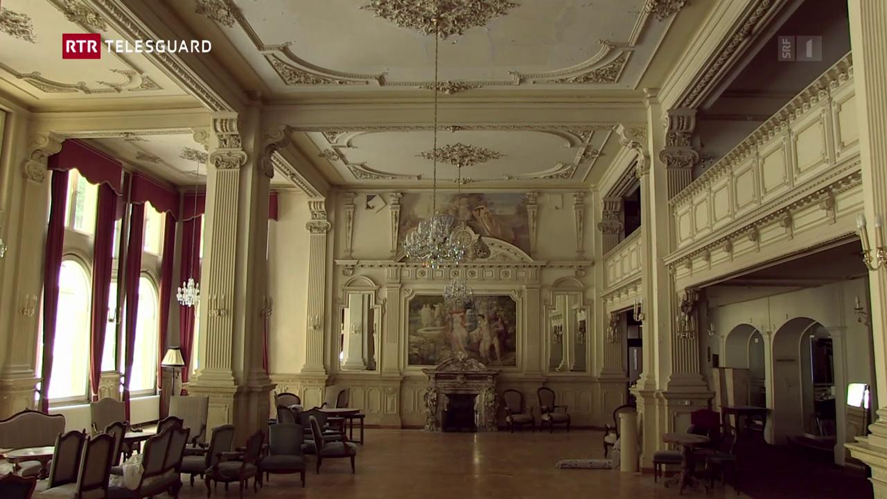Hotel Scuol Palace duai vegnir vendì