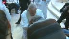 Video «Papst weckt viele Hoffnungen» abspielen