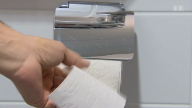 Video «WC-Papier im Test: Weich und trotzdem umweltfreundlich» abspielen