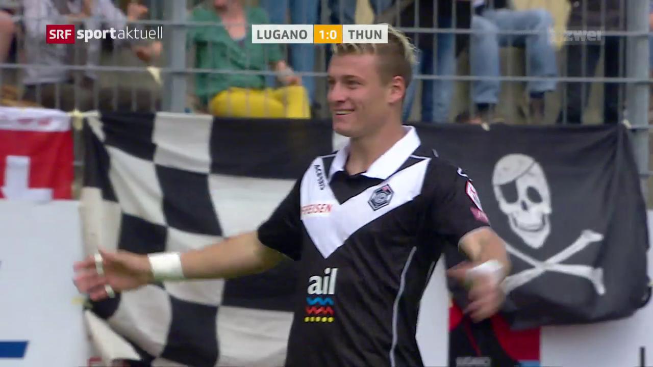 Lugano kommt Europacup einen Schritt näher