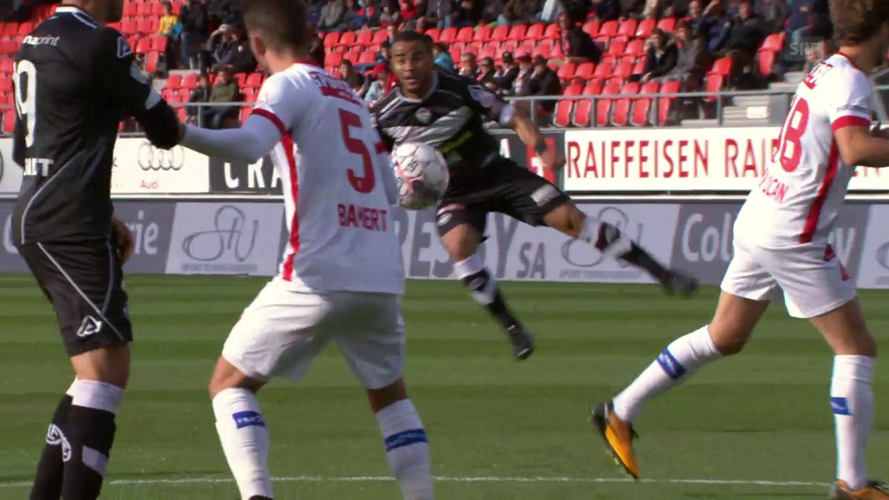 Kein Sieger zwischen Sion und Lugano