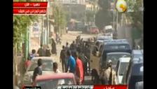 Video «Heftiger Schusswechsel in Kerdasa – ein General stirbt (unkomm.)» abspielen