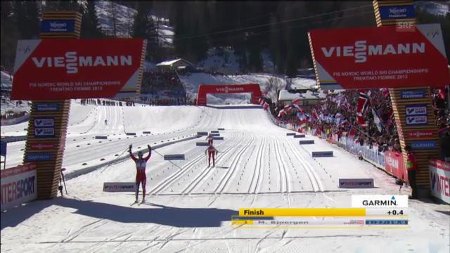 Nordisch-WM: 30 km Frauen