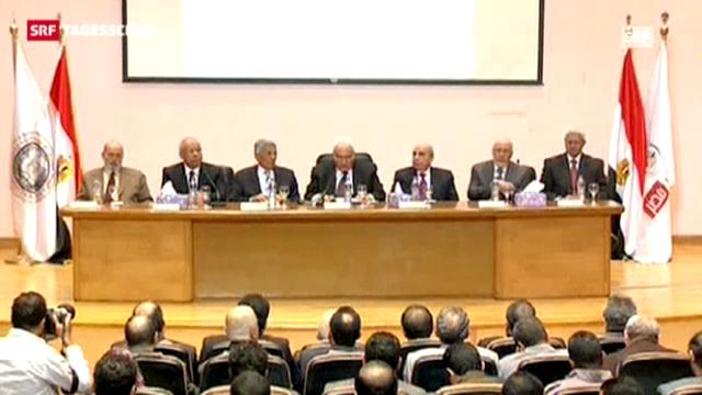 Ägypten hat eine neue Verfassung (Tagesschau, 25.12.2012)