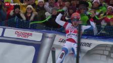 Video «Ski: Abfahrt Männer in Wengen» abspielen
