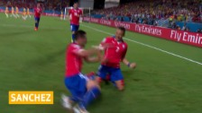 Video «Alexis Sanchez zu Arsenal» abspielen