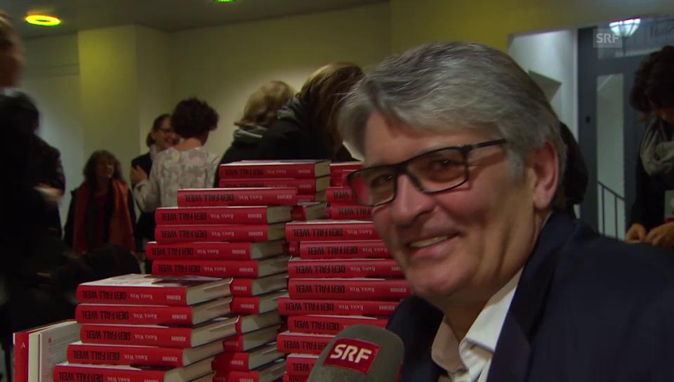 Raoul Weil: Vom Banker zum Autor