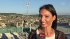 Video «Anita Buri geht eine waghalsige Wette ein» abspielen