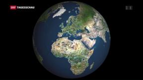 Video «Ist die Welt unsicherer geworden? » abspielen