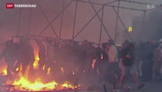 Video «Wieder Tote in der Ukraine» abspielen