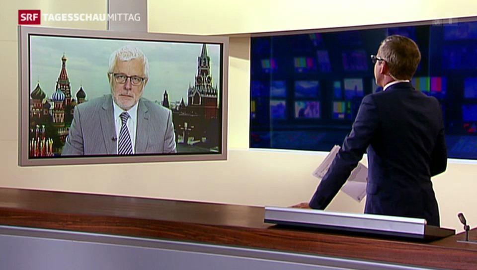 Einschätzung von SRF-Korrespondent Peter Gysling