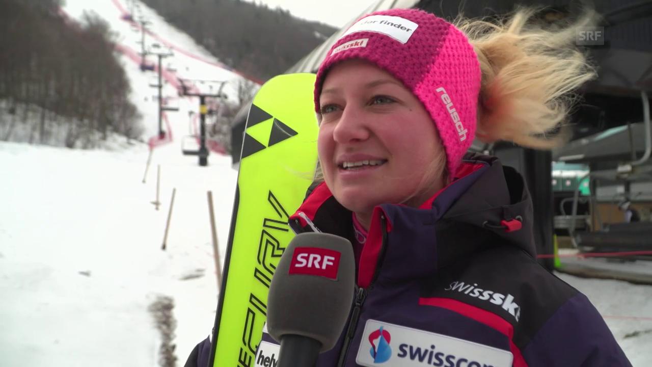 Simone Wild erklärt ihre schnelle Rückkehr