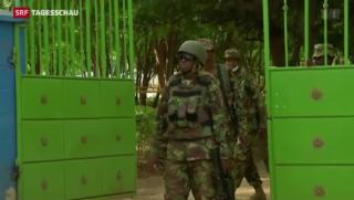 Video «Angst vor weiterem Terror in Kenia» abspielen