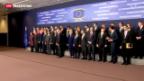 Video «EU-Gipfel: im Schnelldurchlauf gegen Steuerflucht» abspielen