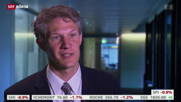 Video «SRF Börse vom 09.06.2015» abspielen
