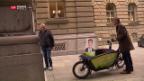 Video «Gute Chancen für Alec von Graffenried» abspielen