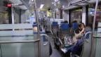 Video «Wenig Zugspendler auf neuer S-Bahnlinie» abspielen