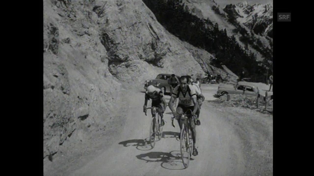 1951 muss Bartali den Schweizern den Vortritt lassen