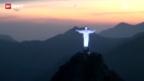 Video «Brasilien zwei Jahre vor der WM» abspielen